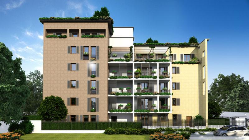 Galli immobili trilocale con giardino gallarate via for Giardino 15 mq