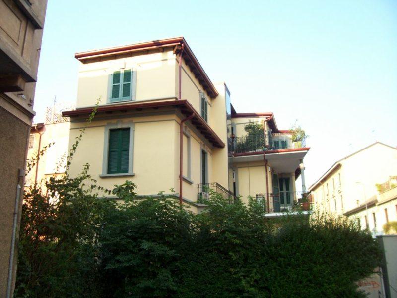 Via Mola - Milano - Vista