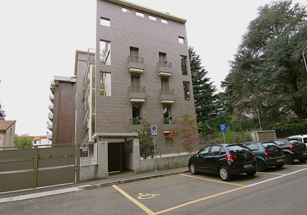 Residenza Le Terrazze - Gallarate - Facciata