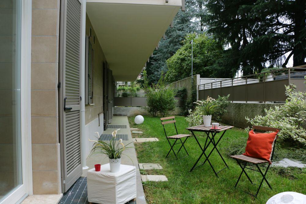 Residenza Le Terrazze - Gallarate - Giardino